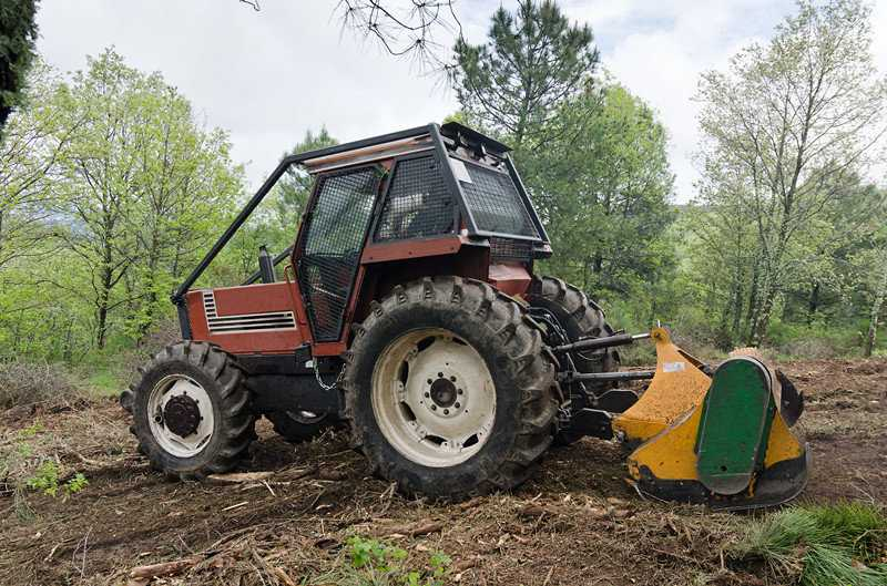 Gyro Trac Mulcher: 2 Interesting Technologies Attracting Buyers