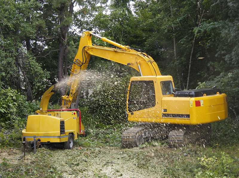 forestry mulcher