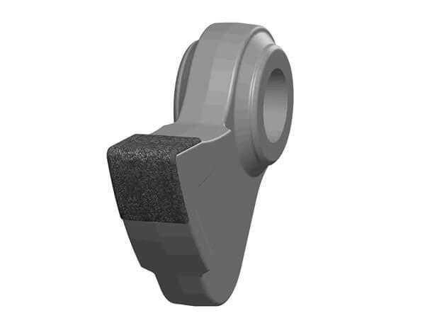 Gigant Hammer Fitting To Wilibald Shredder With 2 Layer