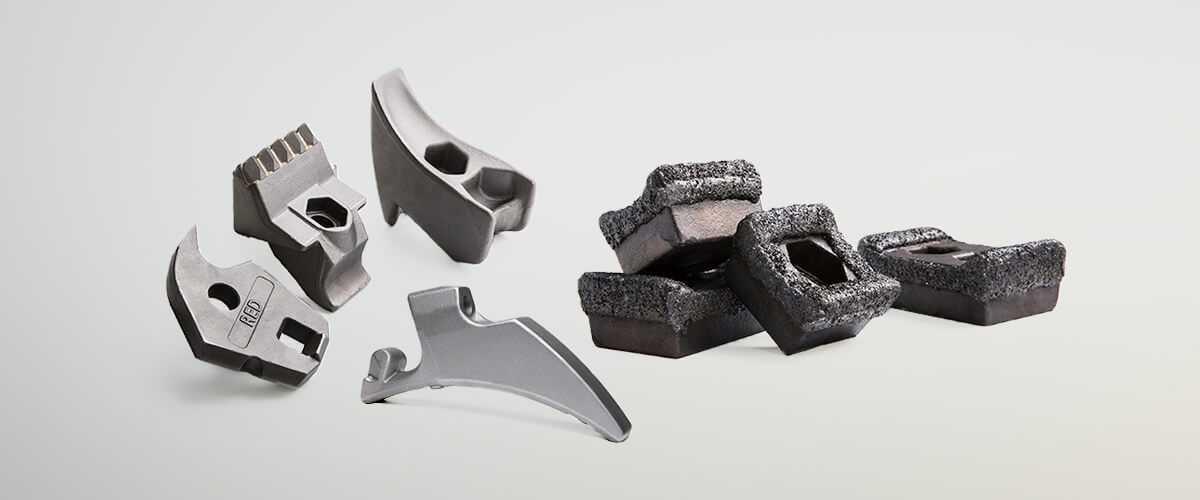 grinder wear parts